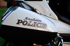 阿纳海姆警察 免版税库存照片