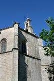 阿维拉教会西班牙 免版税图库摄影