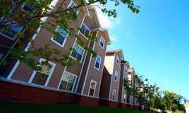 阿肯色州立大学宿舍 免版税图库摄影