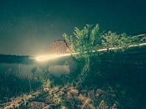 阿肯色河 库存图片