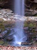 阿肯色瀑布 库存图片