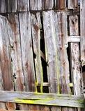 阿肯色谷仓板 库存图片