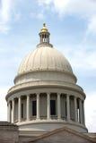 阿肯色首都圆顶 免版税库存图片