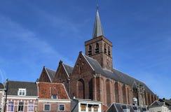 阿莫斯福特,荷兰教会  免版税库存图片