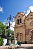 阿西西圣法兰西斯大教堂大教堂  库存图片