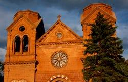 阿西西大教堂大教堂圣法兰西斯  免版税库存照片
