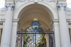 阿西西女修道院圣法兰西斯在Jujuy,阿根廷 免版税图库摄影