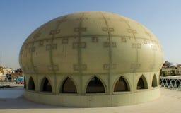 阿訇阿拔斯寺庙  免版税库存图片