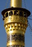阿訇阿拔斯寺庙  库存图片