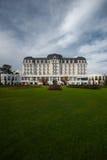 阿讷西法国旅馆皇家宫殿天空 库存照片