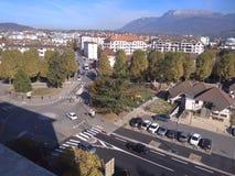 阿讷西法国 免版税图库摄影
