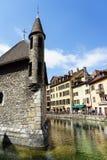阿讷西法国 免版税库存照片