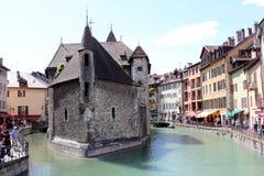 阿讷西法国 免版税库存图片