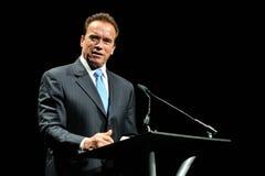 阿诺德Schwarzeneger 图库摄影