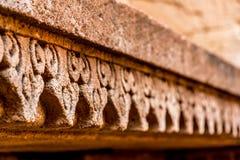 阿达拉杰ni Vav, Ahmadabad 库存图片