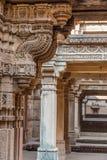 阿达拉杰ni Vav, Ahmadabad 库存照片
