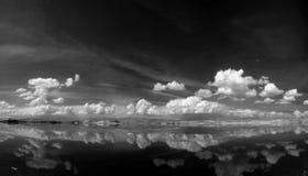 阿达纳红外全景照片 库存照片