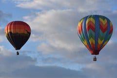 2016年阿迪朗达克热空气气球节日 图库摄影