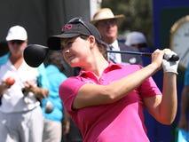 阿那启发高尔夫球比赛的卡罗琳Masson 2015年 图库摄影