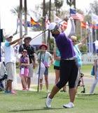 阿那启发高尔夫球比赛的艾米杨2015年 库存图片