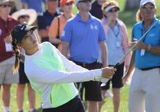 阿那启发高尔夫球比赛的魏圣美2015年 图库摄影