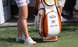 阿那启发高尔夫球比赛的Chella崔2015年 库存图片