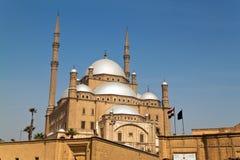 阿里・开罗埃及默罕默德清真寺 免版税图库摄影
