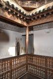 阿里本优素福马德拉斯,马拉喀什,摩洛哥 免版税图库摄影