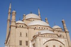 阿里清真寺穆罕默德巴夏 库存照片