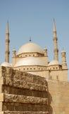 阿里清真寺穆罕默德巴夏 免版税图库摄影