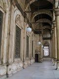 阿里走廊清真寺穆罕默德 免版税库存图片