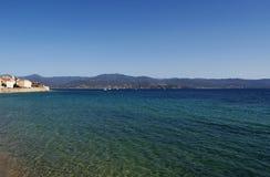 阿雅克修,阿雅克修大教堂,可西嘉岛, Corse du Sud,南可西嘉岛,法国,欧洲 库存图片