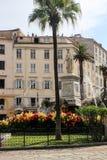 阿雅克修:Place du Diamant 免版税库存图片