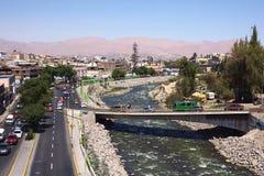 阿雷基帕,秘鲁 免版税库存图片