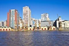 阿雷格里港口岸-南里奥格兰德州-巴西 免版税库存图片