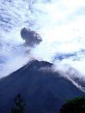 阿雷纳尔格斯达里加火山 免版税库存图片