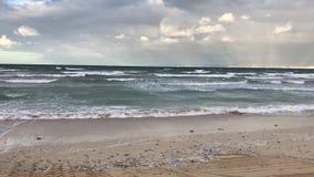 阿雷纳尔海滩 股票视频