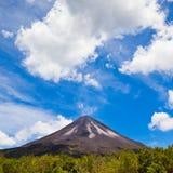 阿雷纳尔火山 图库摄影