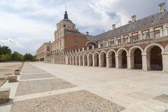 阿雷胡埃斯,马德里,西班牙 免版税库存照片
