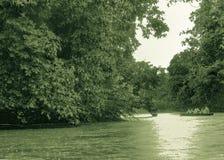阿马佐尼亚的河Puyo的,厄瓜多尔 库存图片