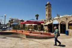 阿什克伦-以色列 库存图片