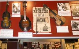 阿巴拉契亚边陆博物馆,克林顿, Tennesee,美国 免版税库存照片