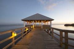 阿巴拉契科拉在佛罗里达,美国 免版税库存图片