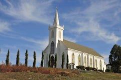 阿维拉教会圣特里萨  免版税图库摄影