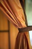 附加的窗帘 免版税图库摄影