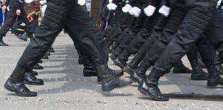 陆军俄语 图库摄影