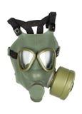 陆军南斯拉夫的防毒面具 免版税图库摄影