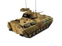 陆军坦克 库存图片