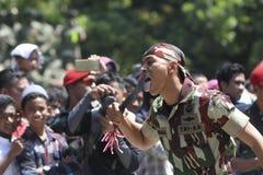 陆军特种部队 免版税图库摄影