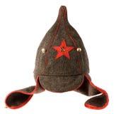 陆军盖帽苏维埃 库存照片